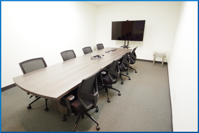 Chicago Headquarters - Meeting Room